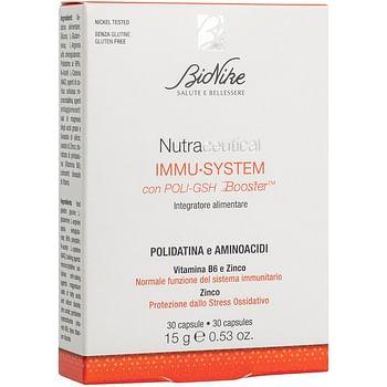 Nutraceutical immu-system 30 compresse