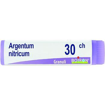 Argentum nitricum 30 ch globuli