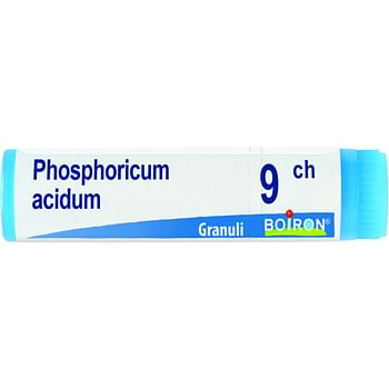 Phosphoricum ac 9ch globuli