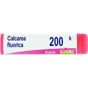 Calcarea fluorica 200k globuli