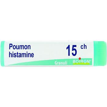 Poumon histamine 15ch globuli