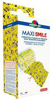 Cerotto a taglio master-aid maxi smile tnt 50 x 8 cm