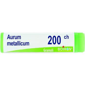 Aurum metallicum 200ch globuli