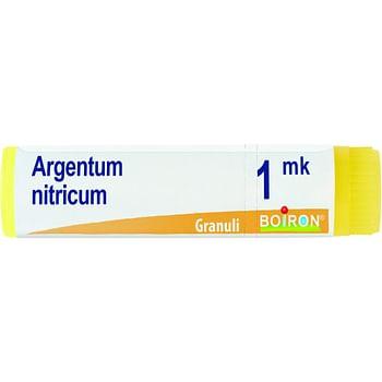 Argentum nitricum mk globuli