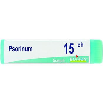 Psorinum 15ch globuli