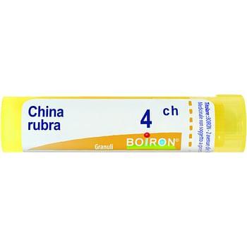 China rubra 4 ch granuli