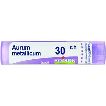Aurum metallicum 30 ch granuli
