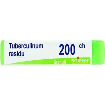 Tubercolinum residuum 200ch globuli