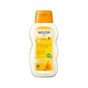 Baby olio extra delicato calendula 200 ml