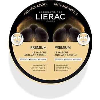 Lierac mono mask premium 2 x 6 ml