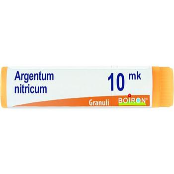 Argentum nitricum xmk globuli