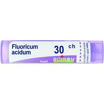 Fluoricum ac 30ch granuli