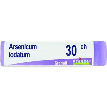 Arsenicum iodatum 30 ch globuli
