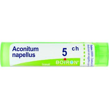 Aconitum napellus 5 ch granuli