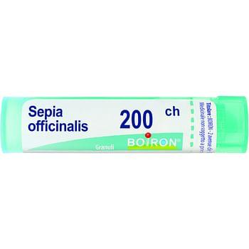 Sepia officinalis 200 ch granuli
