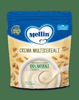 Mellin crema multicereali 200 g 980512558