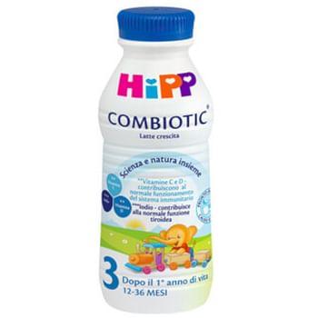 Hipp 3 latte di crescita 470 ml combiotic 980512990