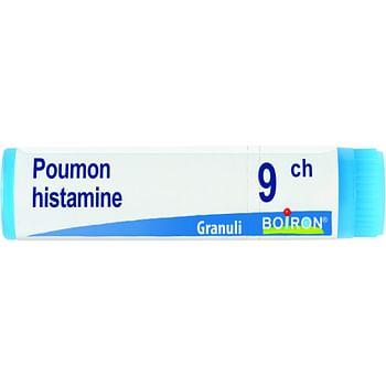 Poumon histamine 9ch globuli