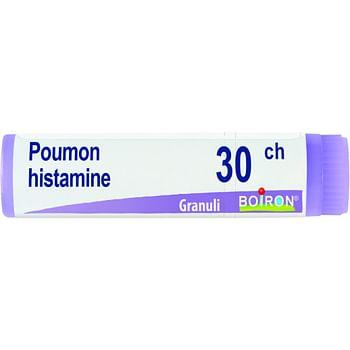 Poumon histamine 30 ch globuli