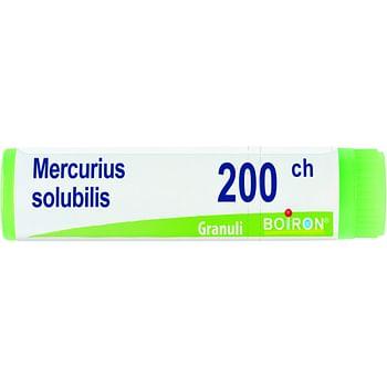 Mercurius solubilis 200 ch globuli