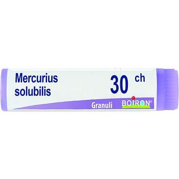 Mercurius solubilis 30 ch globuli